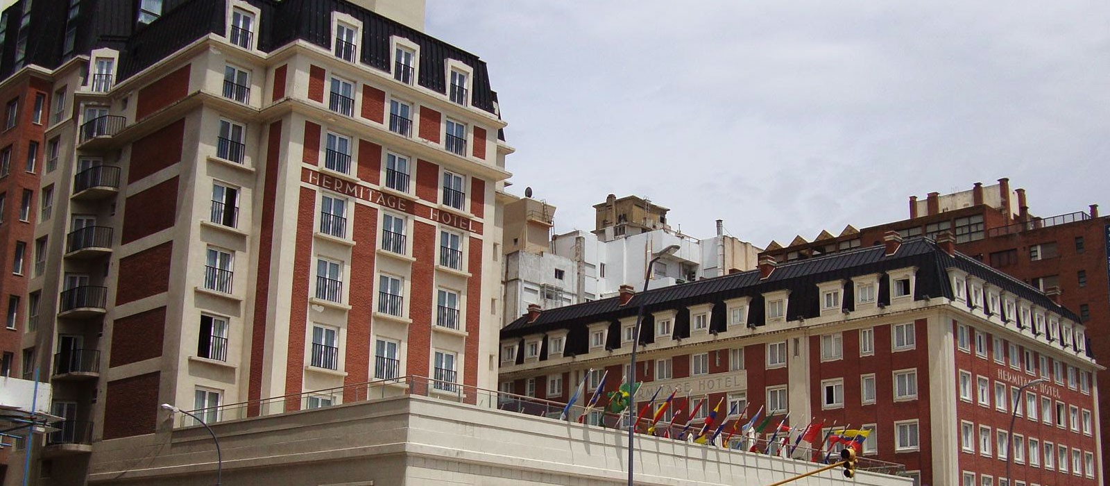 <strong>Hermitage - </strong> HOTEL HERMITAGE, MAR DEL PLATA