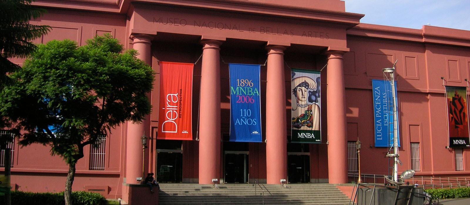 <strong>MNBA - </strong> MUSEO NACIONAL DE BELLAS ARTES