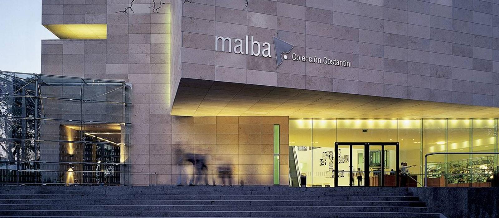 <strong>MALBA - </strong> MUSEO DE ARTE LATINOAMERICANO. BUENOS AIRES.