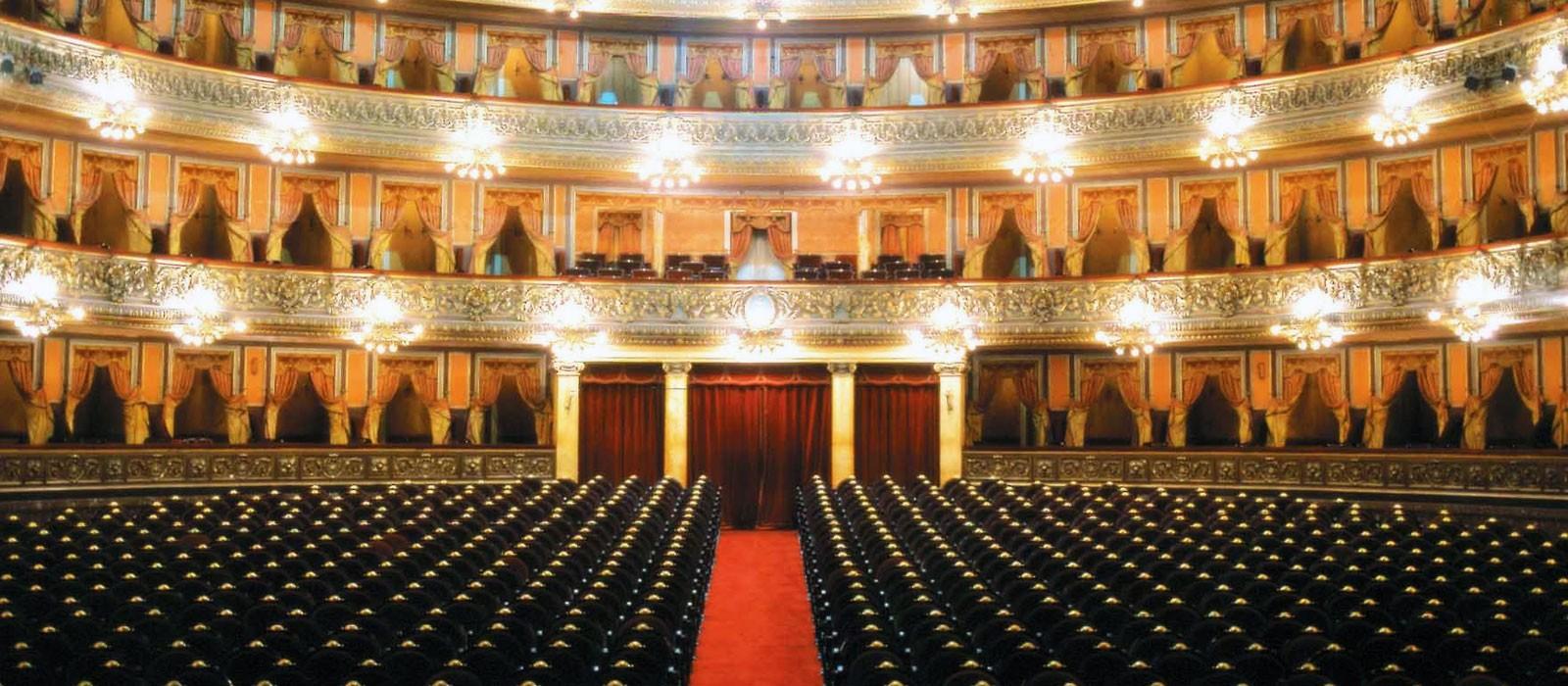 <strong>Teatro Colon - </strong> CIUDAD AUTÓNOMA DE BUENOS AIRES